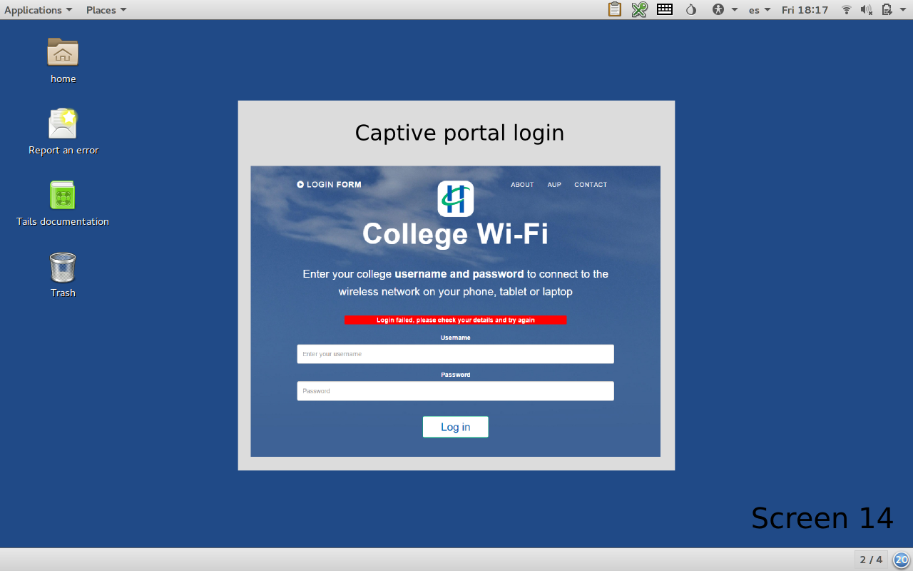 Pfsense 2. 0 rc1 customize captive portal pages and implement.