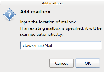 Tails - Claws Mail leaks plaintext of encrypted emails to IMAP server